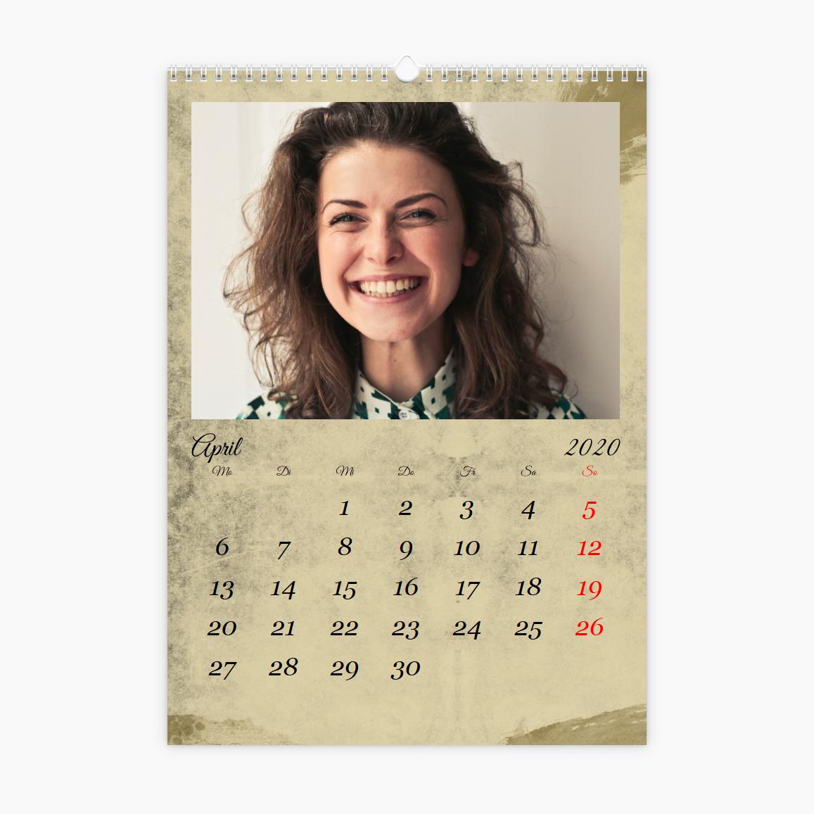 Fotokalender - Vintage