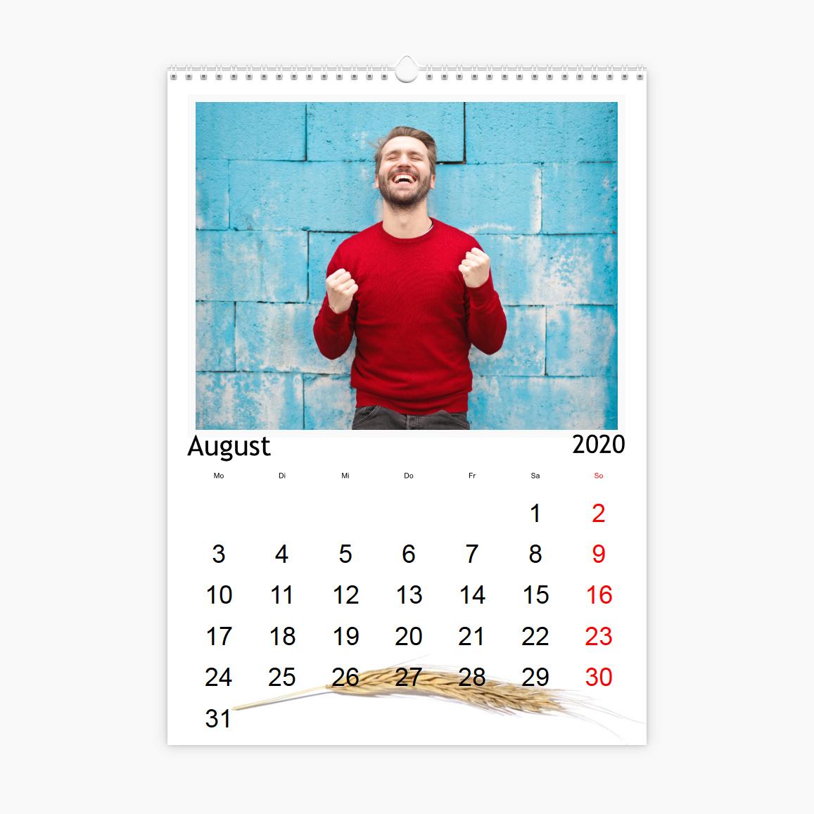 Fotokalender -Thematisch