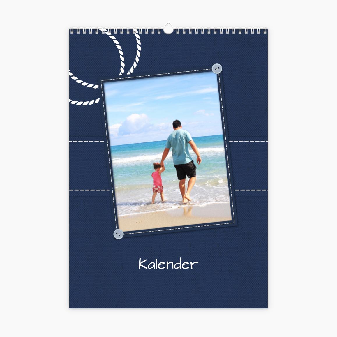 Fotokalender - Schiffsreise