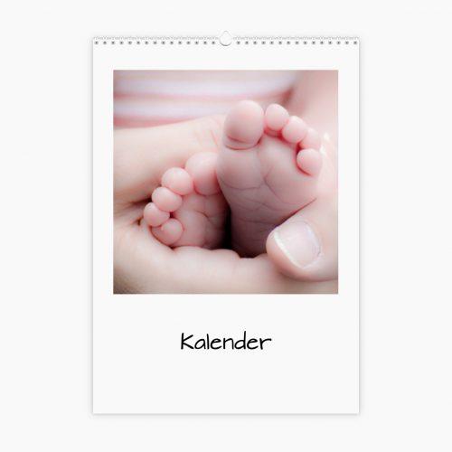 Fotokalender - Kuscheltiere