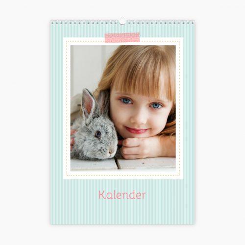 Fotokalender - Mintgrün