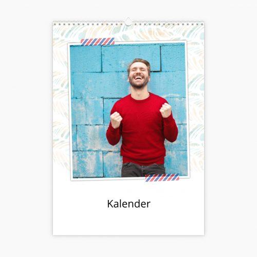 Fotokalender - Brief