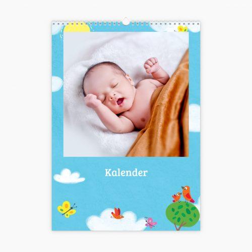 Fotokalender - Wölkchen