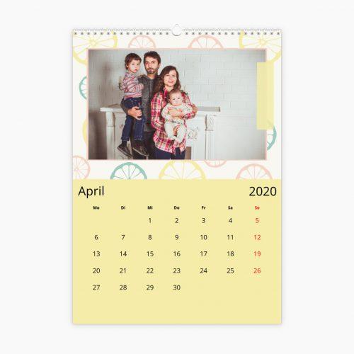 Fotokalender - Früchte