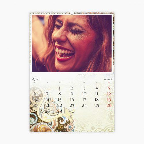 Fotokalender - Blumen