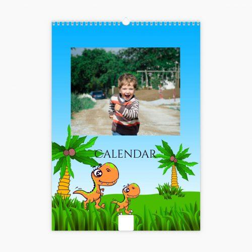 Fotokalender - Dinosaurier