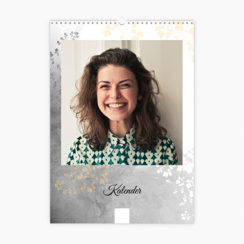Fotokalender - dekorativ