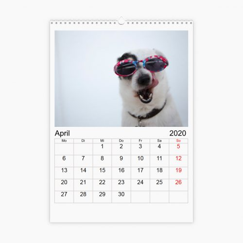 Fotokalender - Klassik
