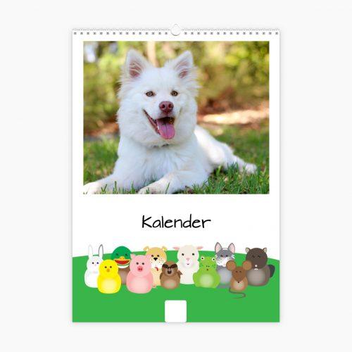 Fotokalender - kleine Tiere