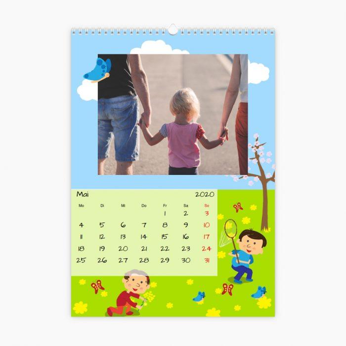 Fotokalender - Kinderspiel