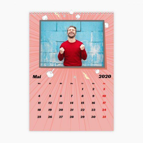 Fotokalender - Bombastisch