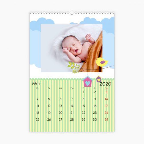 Fotokalender - Vögelchen
