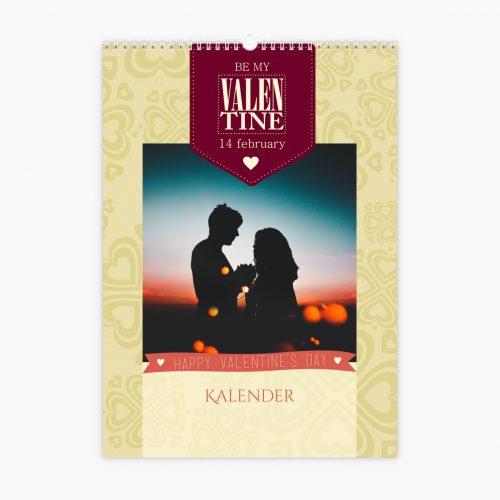 Fotokalender - sei mein Valentinsschatz