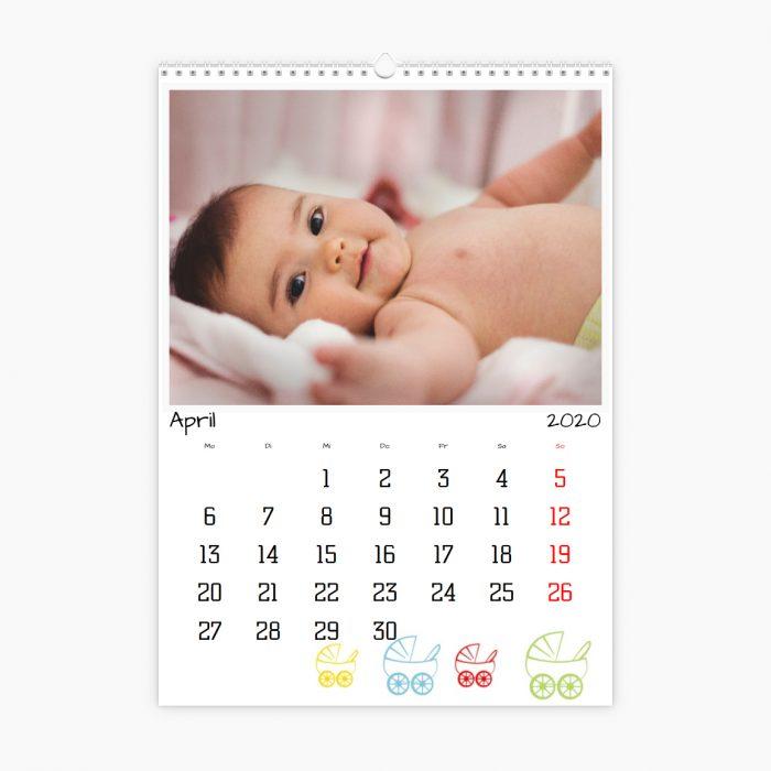 Fotokalender - Babies
