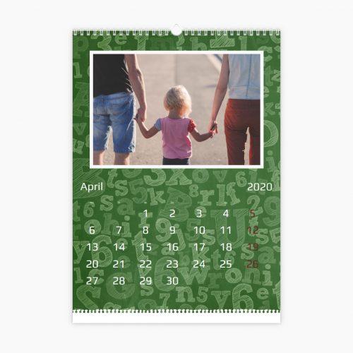Fotokalender - ABC