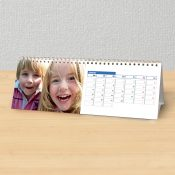 Tischkalender mit Fotos