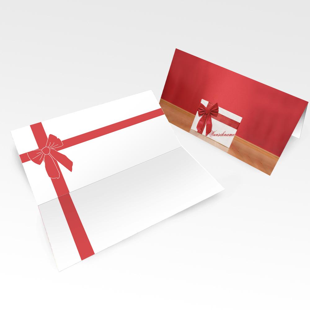 Geburtstagskarten mit Namen 10er Pack – Motiv 12