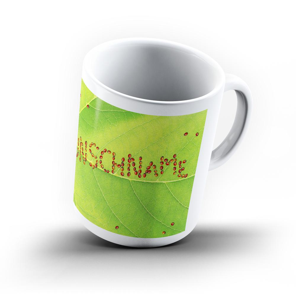 Tasse mit Namen
