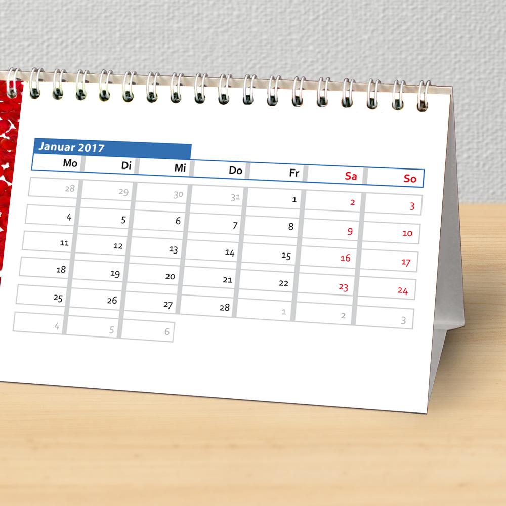 Tischkalender für Paare