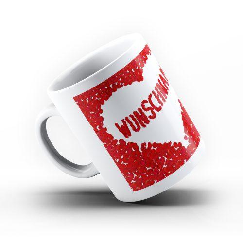 Tasse mit Namen für Verliebte