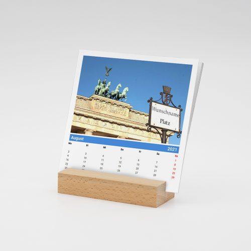 Namenskalender Holzfuss Berlin
