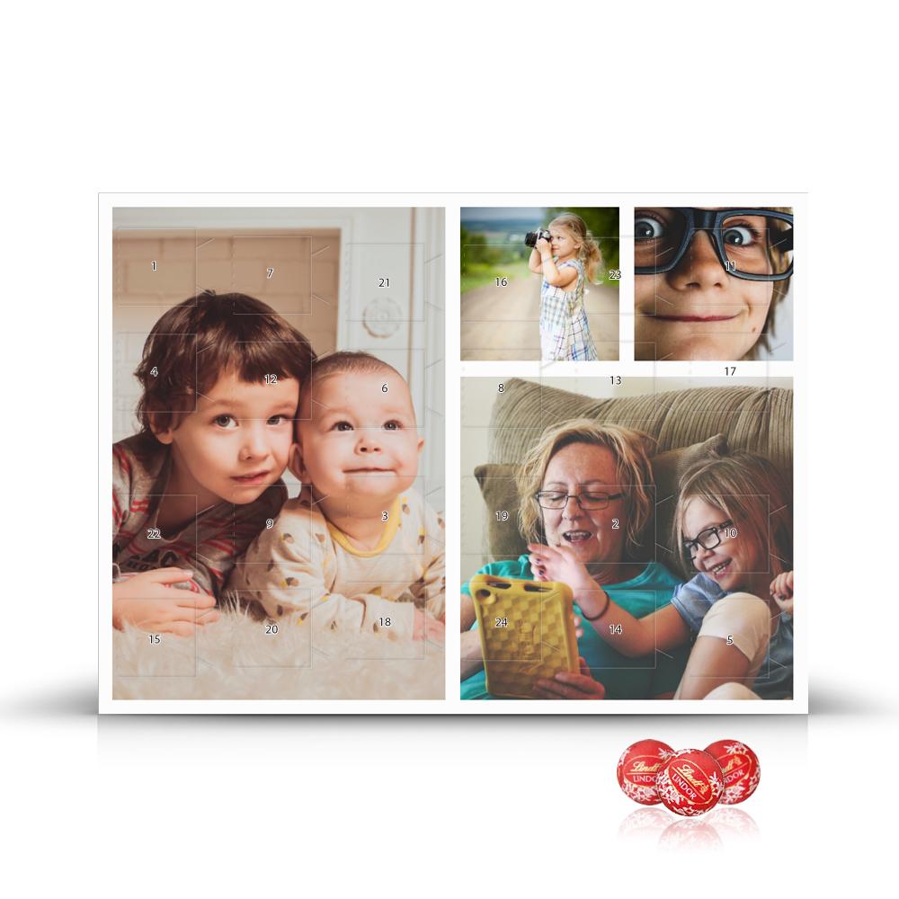 Foto Adventskalender – Collage - Bild 3