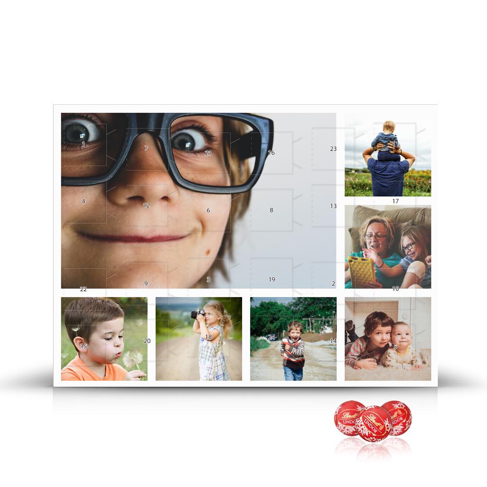 Foto Adventskalender – Collage - Bild 5